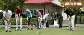 Clinics & Golf Schools: Conviently Offered 7 Days a week