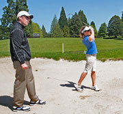 Short Game Areas