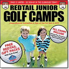 RedTail Junior Golf Camps